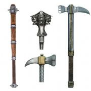 Axes / Mace & Hammers